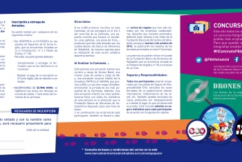 Boletín de Inscripción - Página 2 -