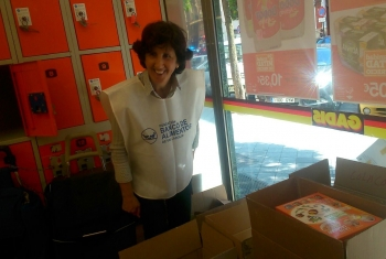 La II edición de Recogida de Alimentos de ASUCYL consigue 89.000 kilos de alimentos