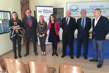 El Banco de Alimentos de Valladolid presenta la II edición de Recogida de Alimentos de cara al verano