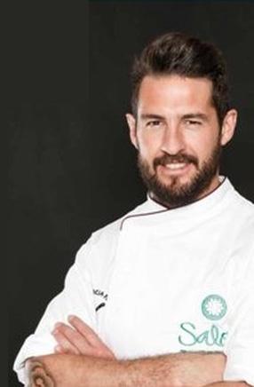 Javier García Peña, Chef Internacional Vallisoletano
